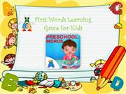 First Words Learning Game for Kids