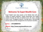 Best Investment for Private or Corporate Pension Plan in UAE, Dubai