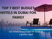 TOP 7 BEST BUDGET HOTELS IN DUBAI FOR