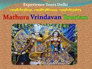 Mathura Vrindavan Tourism - Mathura Tour by volvo Bus and Toyota Innov