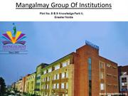 Mangalmay Group Of Institutions - Best College in Greater Noida