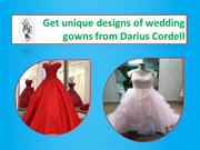 Buy dresses for women online at low prices from Darius Cordell