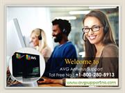 Avg Customer Support Helpline Number USA +1-800-280-8913