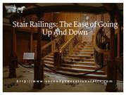 Shop the Stairs and Railings at low price with us