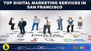 best  San francisco Digital marketing  Solutions USA