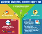 Safety Factors to Consider When Working With Fiber Optic Cable
