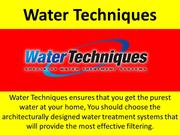 Top Custom Designed Water Treatment Systems