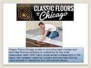 Chicago Laminate Floors -Classic Floors Chicago