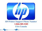 HP Printer Support Phone Number 1-844-305-3103 USA Canada