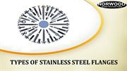 Types of Stainless Steel Flanges - Norwood Screw Machine Parts