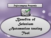 selenium training in Bangalore