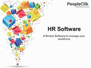 HR Software : A perfect Software for your workplace