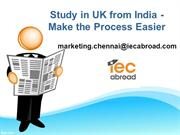 Study in UK -  Overseas Educational Consultants