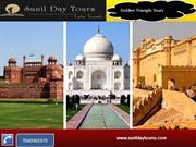 Golden Triangle Delhi Agra Jaipur Tour
