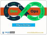 Devops Online Training Hyderabad|| Devops Online Course