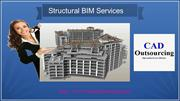 Structural BIM Services - Cad Outsourcing