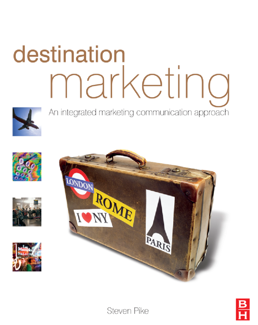 Destination Marketing An Intergrated Communication Appro Cable Diagram Http Wwwpoweredtemplatecom Powerpointdiagrams Related Presentations