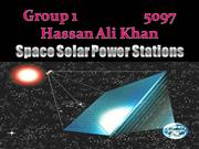 space solar power stations