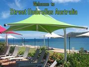 Pick Membrane Structure Umbrellas at Street Umbrellas Australia