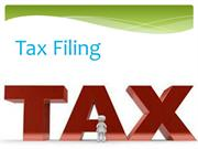 Tax filing Services in US, UK, Canada