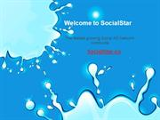 SocialStar.co - Social Influencer Advertising Network