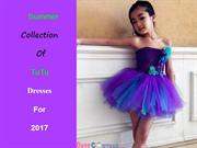 Summer Collection Of Tutu Dresses