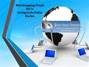 Web Designing Trends We're Seeing in the Dallas Market