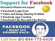 Facebook Customer Care +1-844-775-6410 Toll-Free Number