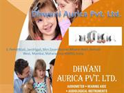 DhwaniAurica Hearing Aids Manufacturers & Suppliers