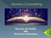 Discover Your Destiny And Know Yourself With The Secret Of Numbers