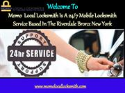 Locksmith Service in Bronx New York