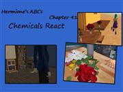 Hermione's ABCs Chapter 41