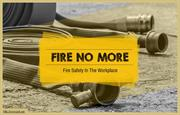 How to ensure safety from fire in the workplace?