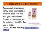 Roopamrit Share How To Get Fair Skin 5Best Tips