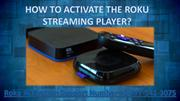 HOW TO ACTIVATE ROKU | Activate Link Code | +1-844-717-2888