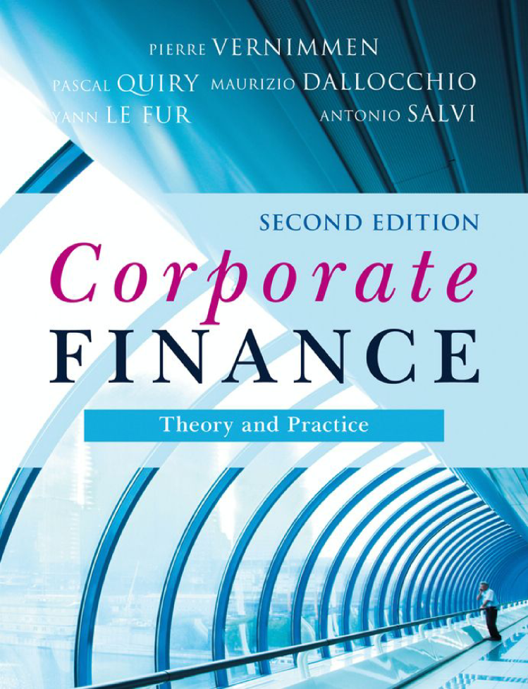 Vernimmen Finance Dentreprise Pdf