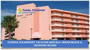 Florida Oceanfront Vacation Rentals- Indian Beach & Treasure Island