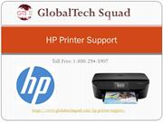 HP Printer Support Toll Free:1-800-294-5907
