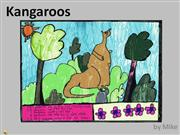 Kangaroos by Mike