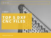 Buy DXF CNC files and exclusive CNC Designs on DXFforCNC