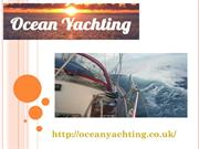 yacht delivery uk
