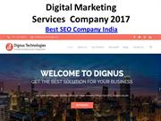 Digital Marketing Services company