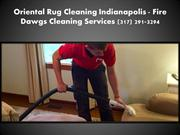 Oriental Rug Cleaning Indianapolis