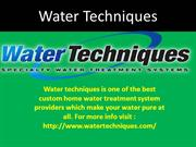 Best Rated Home Water Treatment Systems