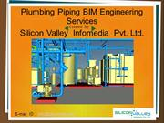 Plumbing Piping BIM Engineering Services - Silicon Valley