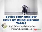 Buy Librium 25mg, 10mg Online (Generic tablets) Cheap Price UK