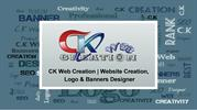 Website Creation, Logo and Banners Designer | CK Web Creation