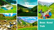 trek in india, Treks for beginners in india, Beas kund trek