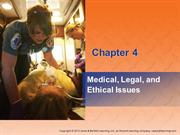 Chapter_04_PPT medical legal and ethical issues
