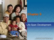 Chapter_09 PPT Life Span Development
